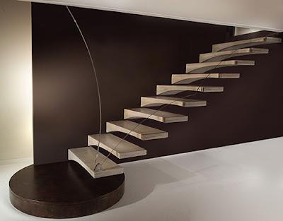 Interiores De Casas Modernas Con Escaleras Diseos Decorativos Con